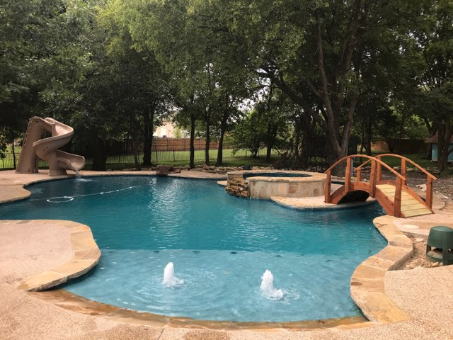 Swimming Pool Services In Midlothian Serving Ellis County ...